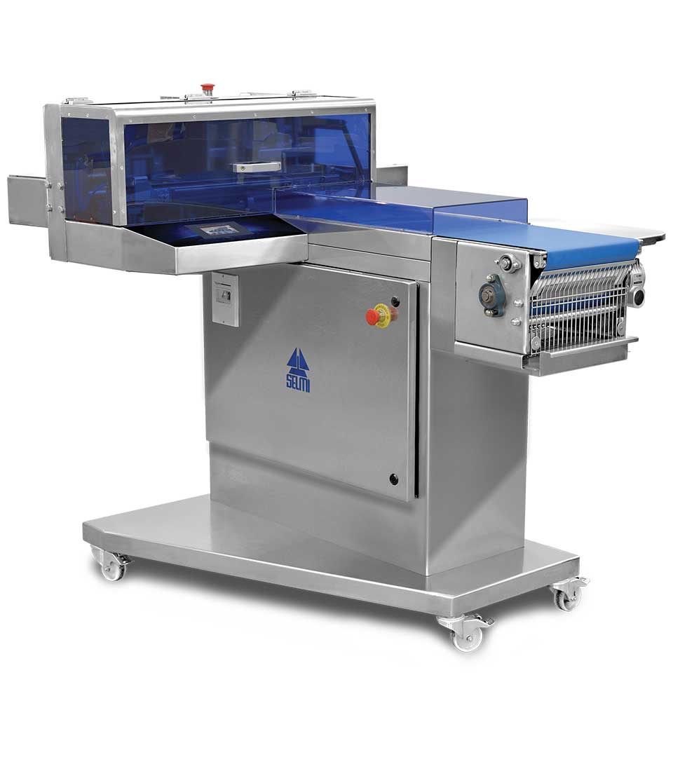 Automatic Demoulder. Selmi